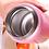 Thumbnail: Термос для еды в горошек 0,350л
