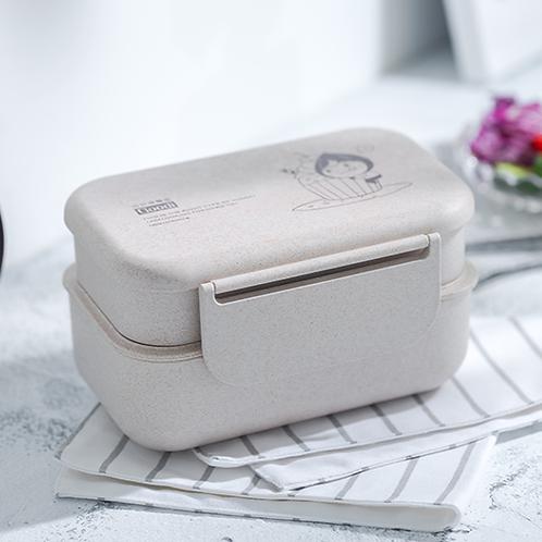 Lunch Box двухъярусный CN Crown Goodi 1.2л