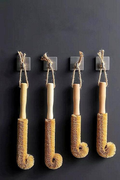 Щетка из кокосового волокна