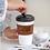 Thumbnail: Кофейный стакан Star 350мл