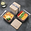 Thumbnail: Lunch Box Wooden Style квадратный