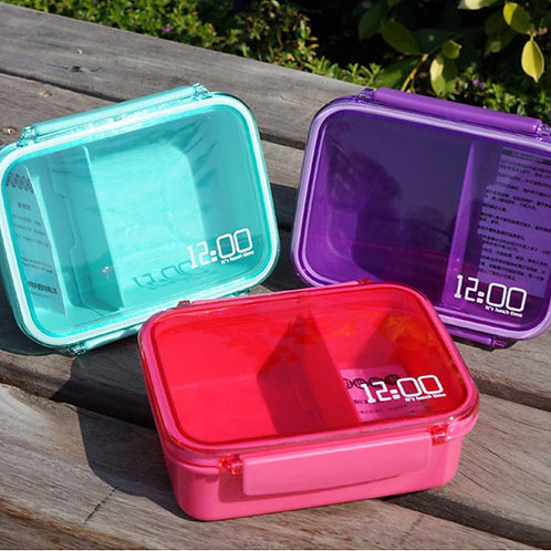 Bento box 12:00