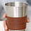 Thumbnail: Кофейный стакан металлический 350мл
