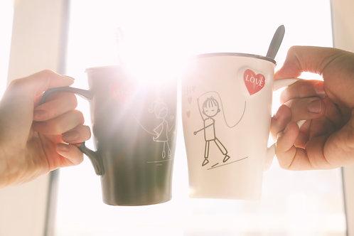 Подарочный набор Love ❤️ Ко дню всех влюблённых 💏