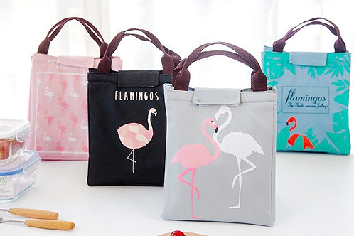 "Термосумка для ланча ""Фламинго"""