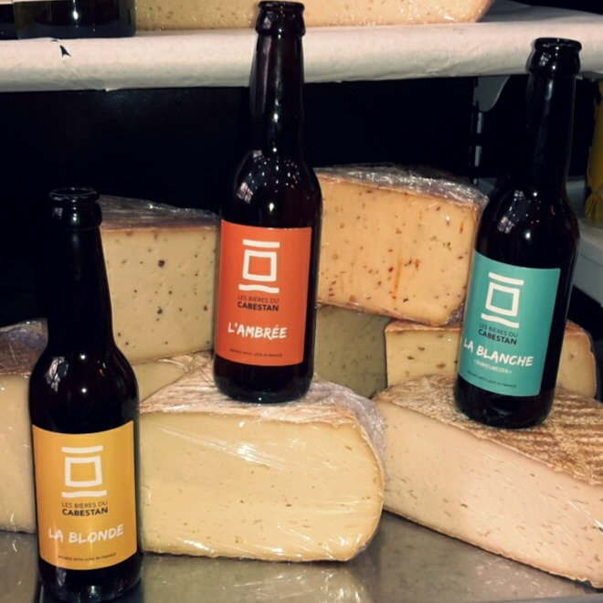 Atelier Accords bières et fromages