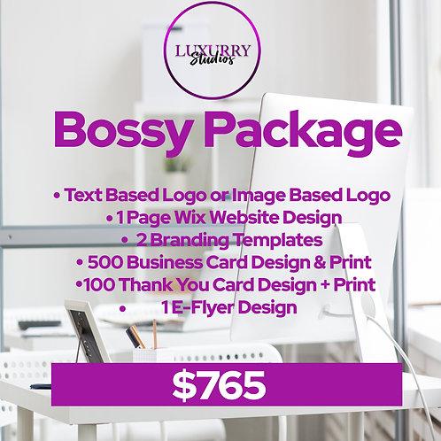 Bossy Branding Package