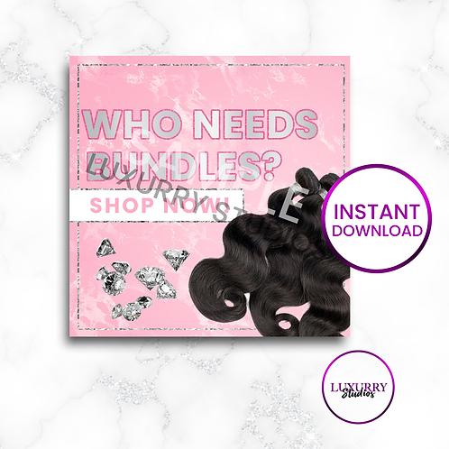 Pink Need Bundles-Instant Download