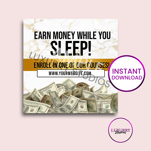 Gold Earn Money-Instant Download