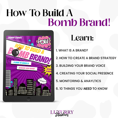 How to Build A Bomb Brand