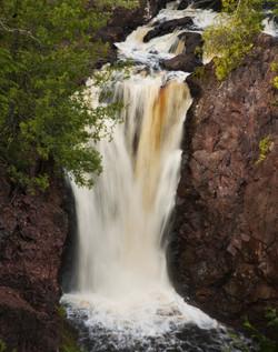 Brown Stone Falls