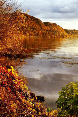 Mississippi River Fall 5
