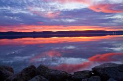 Mississippi River Sunset II