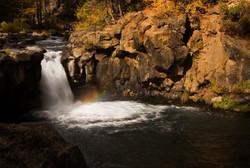 Lower McCloud Falls