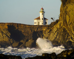 Coquille Point Lighthouse