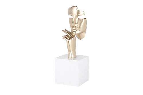 """Sculpture""""Le Penseur"""""""