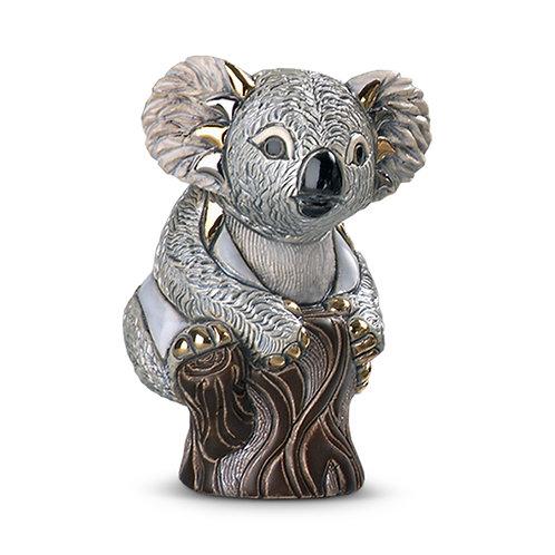 Bébé Koala sur son arbre