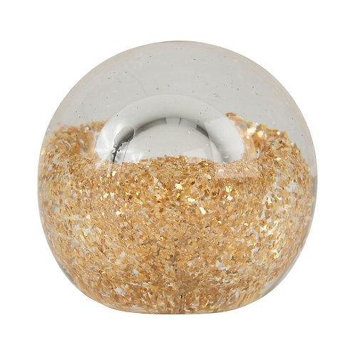 Sulfure paillette dorée