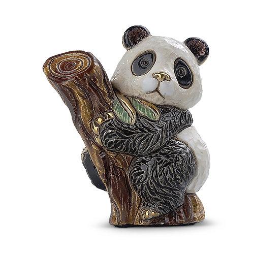 Panda sur sa branche