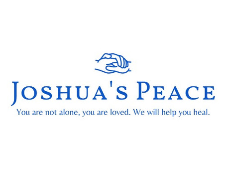 "Joshua's Peace launches: ""We must accept finite disappointment, but never lose infinite hope."""