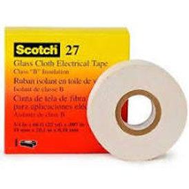 3M White Fiberglass Tape
