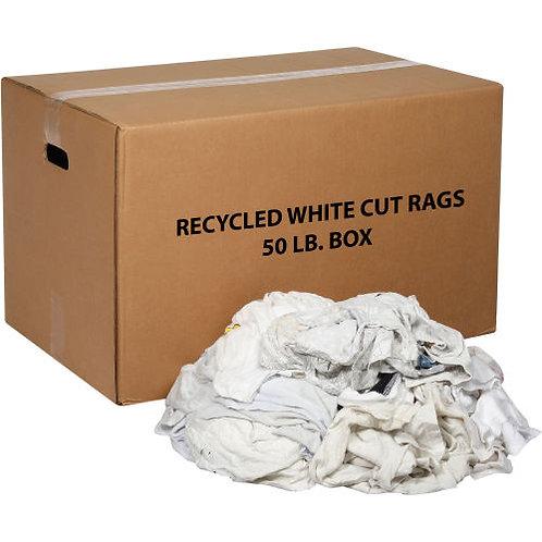 White T-Shirt Rags