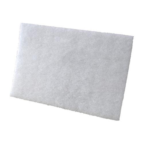 """6"""" x 9"""" Hand Pad - White"""
