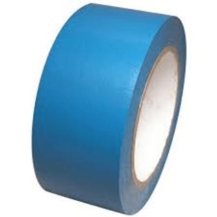 """Blue Vinyl Tape - 2"""""""
