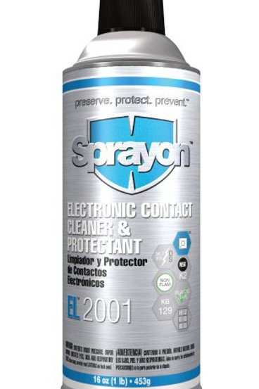 Sprayon - Electrical Contact Cleaner