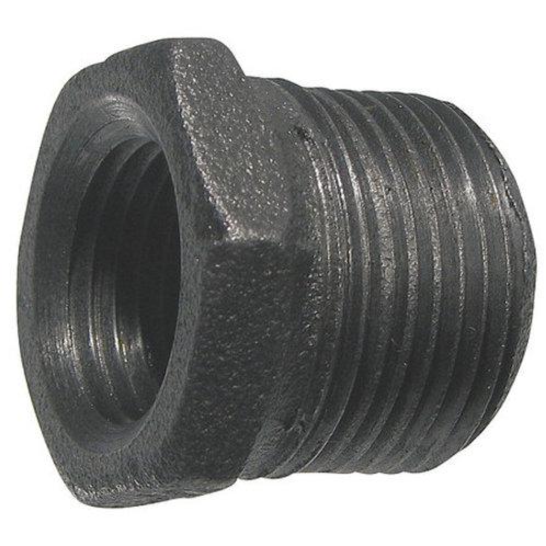 Black - Hex Reducer