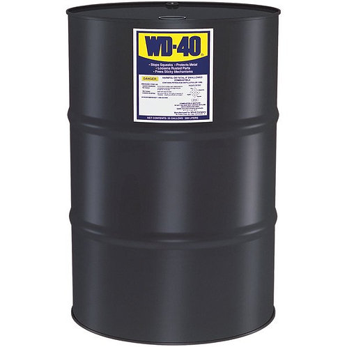WD-40 55gal. Drum