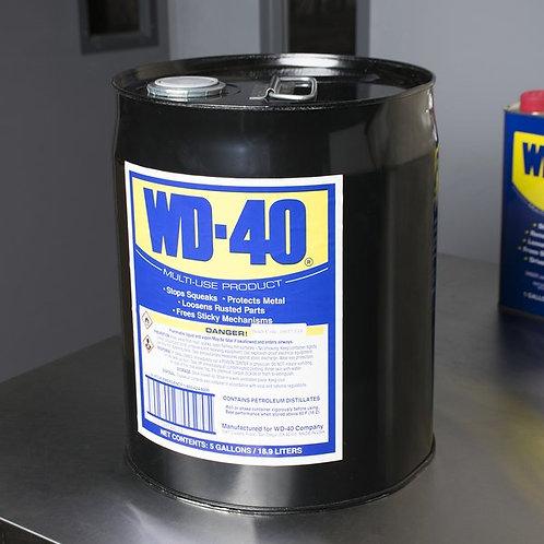 WD-40 5gal. Pail