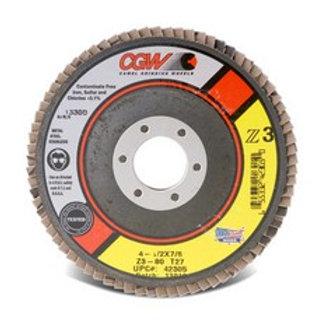Z3 Zirconia Regular Flap Disc