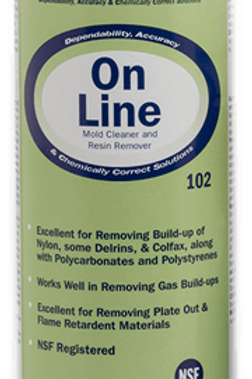 DAC 102 - Online Resin Remover