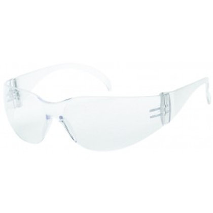 Clear Lens with Clear Frame