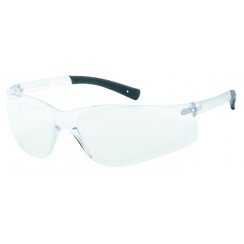 Clear Lens with Rubber Tips