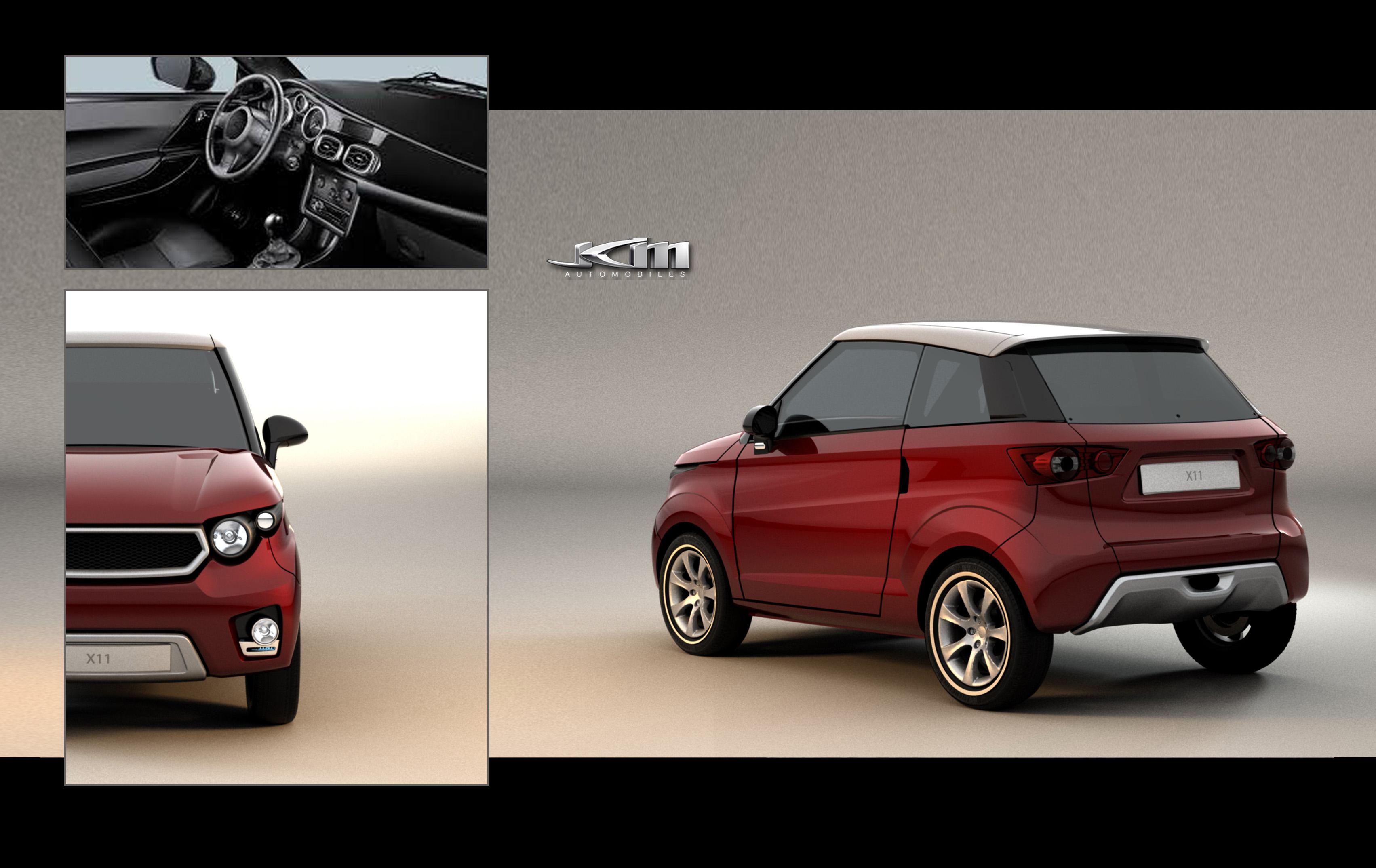 JDM Automobiles XHEOS - France