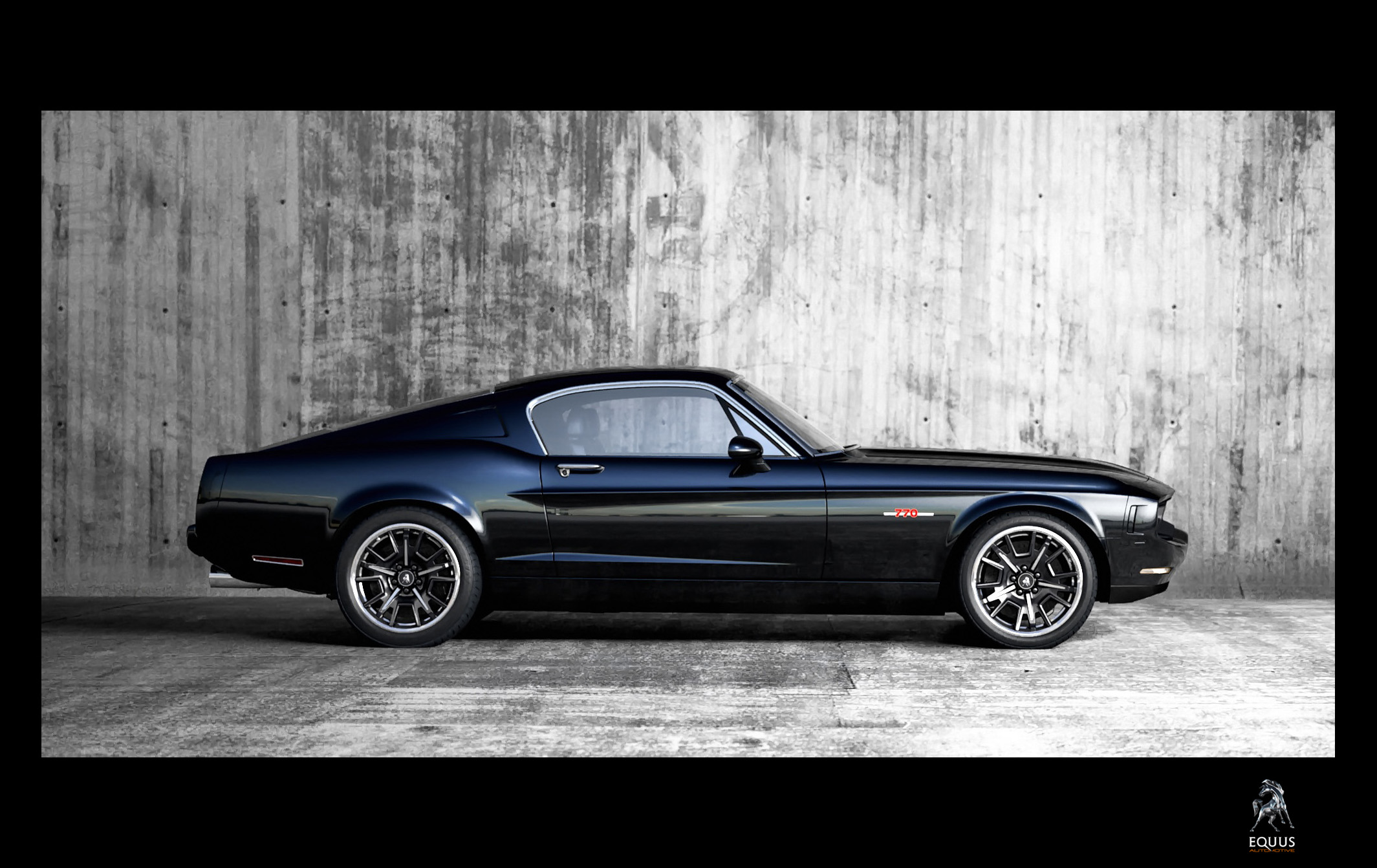 EQUUS Automotive BASS770 - USA