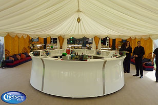 Inside Marquee Bar Area