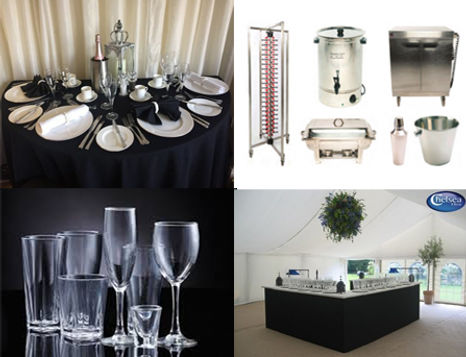 Wedding Marquee Equipment Hire