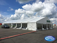 northampton marquee hire corporate event