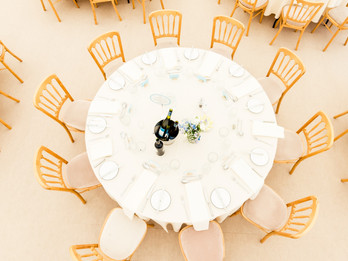 Marquee Hire - Katharine & Simon Wedding