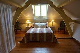 Chambre 1 du Gîte de Parnay