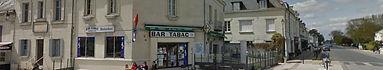 Bar, Tabac de Montsoreau à quelques kilométres du Gîte