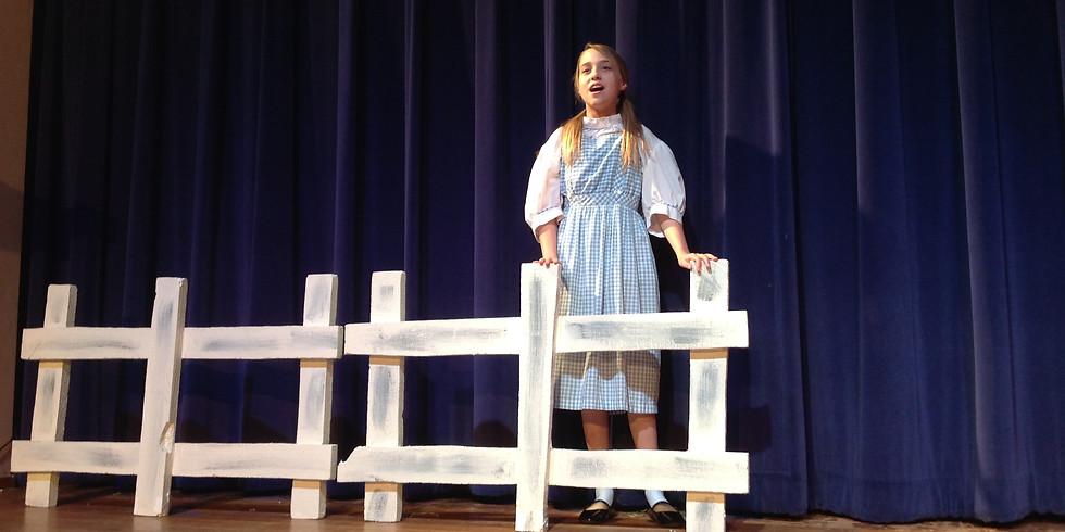Broadway Workshop (July 22-July 26):