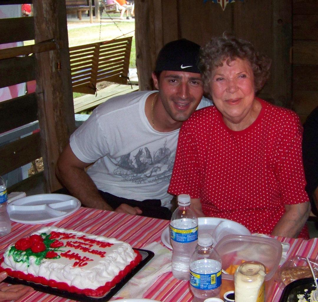 Dot's Birthday with Matt