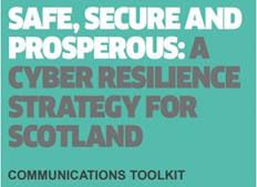 Cyber resilience strategy comms toolkit.