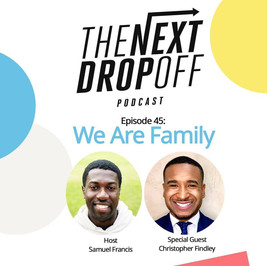 Featured on The Next Dropoff Podcast  with Samuel Francis