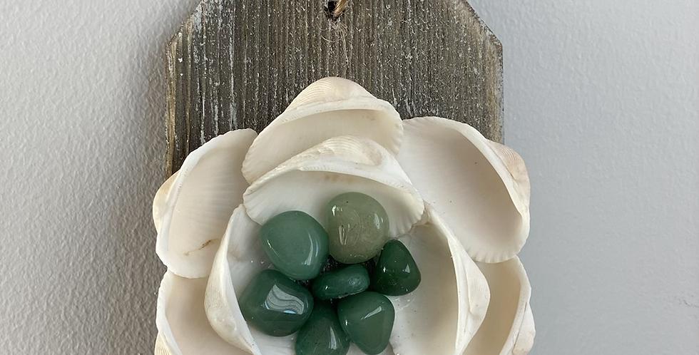 ZenFlower Ornament ~ Prosperity
