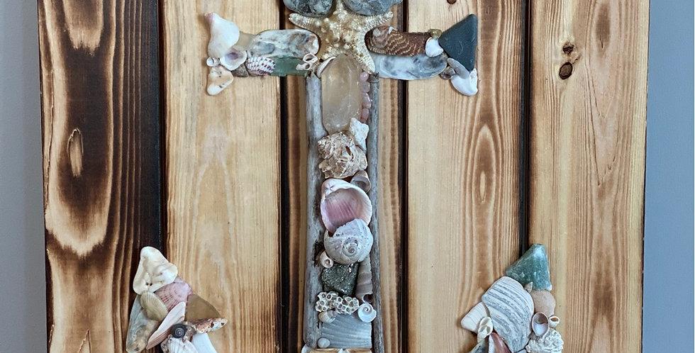 Anchor w/ Healing Crystals